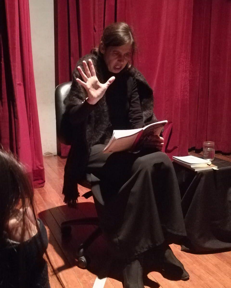 Lecturas Dramatizadas en el Instituto Nuestra Señora del Huerto-Mosconi. Secundaria, 2do. Año.