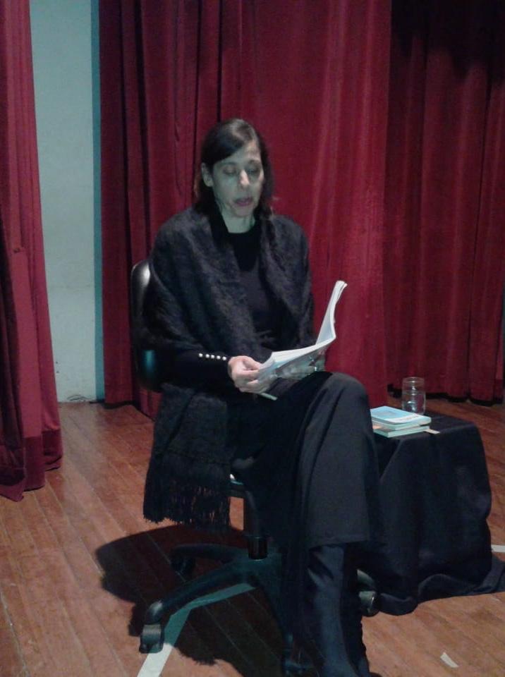 Lecturas Dramatizadas en INSH Mosconi